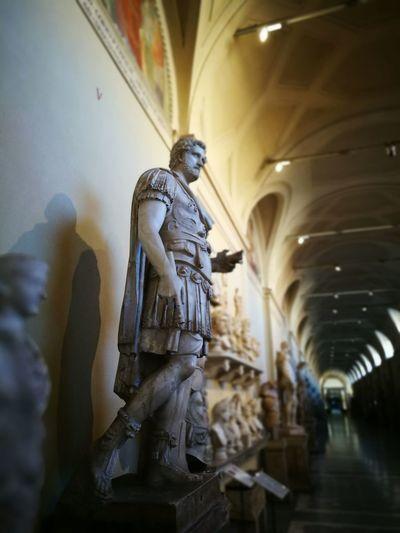 Statue Travel Destinations Sculpture No People Indoors  History