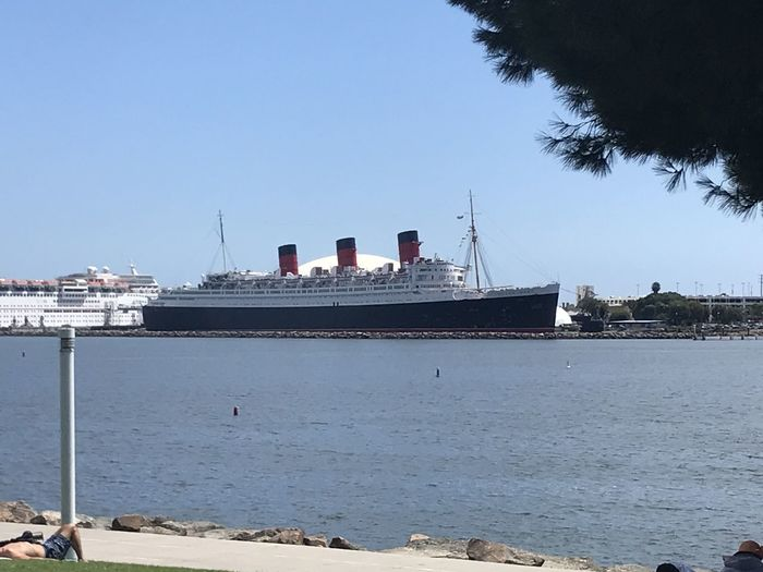 Queen Mary....
