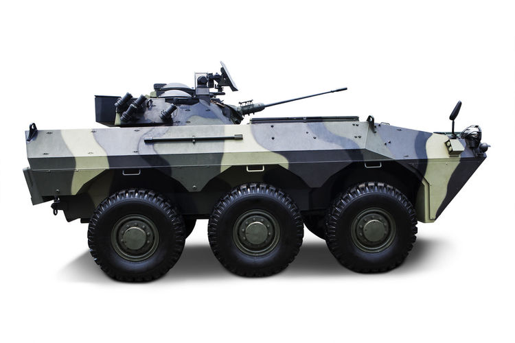 Military Armed Forces Weapon Tank White Background Army Studio Shot Government War Gun Transportation Conflict Mode Of Transportation Fighting Armored Tank Security No People Communication Metal Protection Special Forces Machine Gun Wheel
