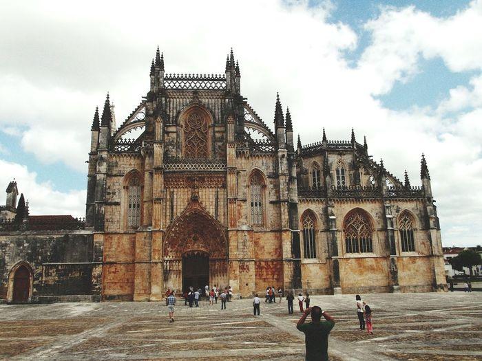 Mosteiro Batalha 👏⛪🏰 Portugal Portugalcomefeitos Portugal_em_fotos Mosteito Mosteirobatalha Culture