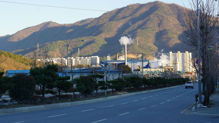 In front of home .... Places Hometown Cityscape Yangsan Seouth Korea